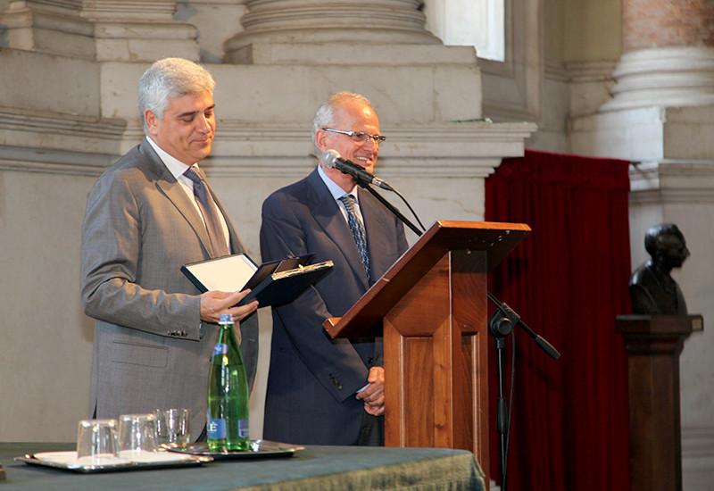 Premio Zannini 2015 - Antonio Crucitti